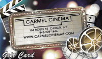 Carmel Cinema 8 Gift Cards
