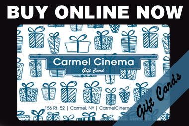 Carmel Cinema Gift Cards