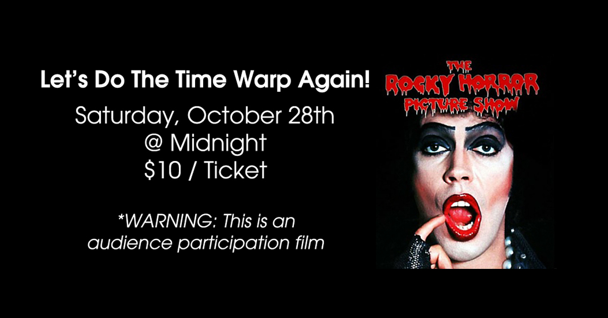 The Rocky Horror Picture Show Carmel Cinema 8